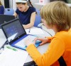 Bexley students testing tech devices for Impact Grant